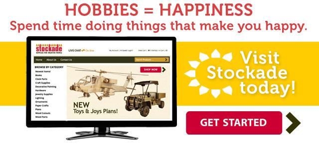 Hobbies = Happiness