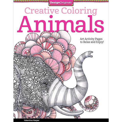 Creative Coloring Animals