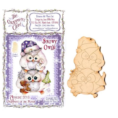Jamie Mills Price Packet Snowy Owls