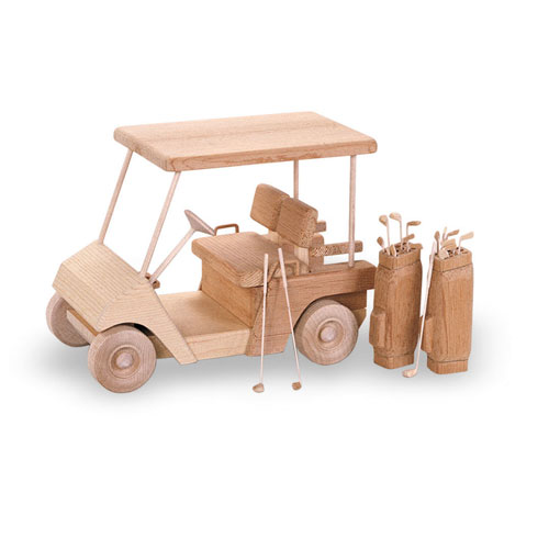 Golf Cart Plan 9 5