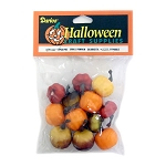 Mini Assorted Pumpkins - 12pc