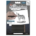 Mini Sketching Kit - Howl