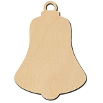 Hanging Bell Ornament - 2 1/2