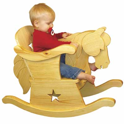 Plan Infant Rocking Horse Chair