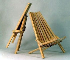 Plan Folding Outdoor Chair