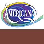 Burnt Sienna Americana Paint - 2oz