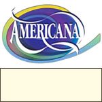 Light Buttermilk Americana Paint - 8oz