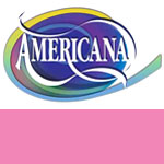 Electric Pink Americana Paint - 2oz