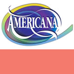 Coral Americana Paint - 2oz
