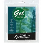 Speedball Gel Printing Plate - 5