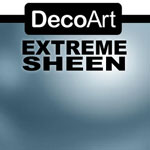 Pewter DecoArt Extreme Sheen - 2oz