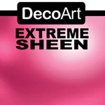 Pink Tourmaline DecoArt Extreme Sheen - 2oz