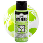 FolkArt Marbling Paint - Sour Apple 2oz