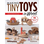 Making Tiny Toys in Wood by Howard Clements