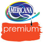 Cadmium Orange Hue - Americana Premium 2.5oz