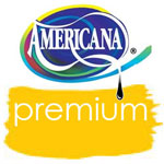 Hansa Yellow Medium - Americana Premium 2.5oz