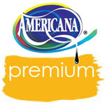 Primary Yellow - Americana Premium 2.5oz