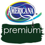 Sap Green - Americana Premium 2.5oz