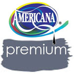 Dark Grey Value 3 - Americana Premium 2.5oz