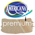 Metallic Pale Gold - Americana Premium 2.5oz