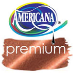 Metallic Copper - Americana Premium 2.5oz