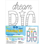 Canvas Painting Kit - Dream