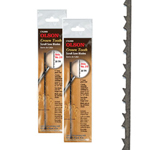 Crown Tooth Scroll Saw Blades #2 - 144pc