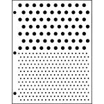 Stencil - Polka Dot Background