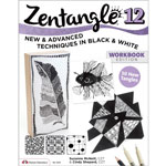 Zentangle #12 by Suzanne McNeill