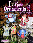 I Love Ornaments #3 by Chris Haughey