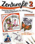 Zentangle #2 Expanded by Suzanne McNeill