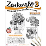 Zentangle #3 by Suzanne McNeill
