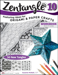 Zentangle #10 by Suzanne McNeill