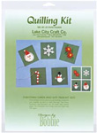 Quilling Kit - Christmas Tags