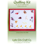 Quilling Kit - Lil Critters
