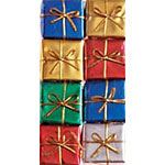 Decorative Gift Boxes (12pc) - 3/4