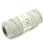 Hemp Cord - #20 Spool - White