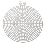 Round Plastic Canvas 7ct (10pc) - 4 1/2