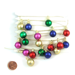 Shiny Bulb Garland on String - 78
