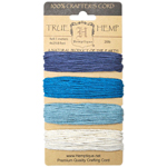 Hemp Cord Set - Tide Pool 20lb - 120'