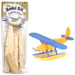 Wood Model Float Plane Kit