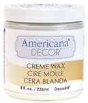 Decor Creme Wax 8oz - Clear