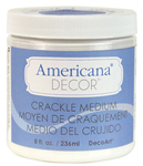 Decor Crackle Medium 8oz