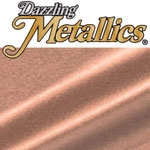 Dazzling Metallics-Rose Gold 2oz