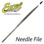 Needle File - Knife