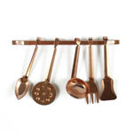 Mini Copper Utensils (5pc) - 1 1/2
