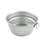 Metal Washtub - 1 3/4