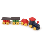 Mini Train Set (4pc) - 3 1/2