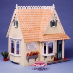 Dollhouse Kit - Storybook Cottage