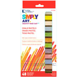 Chalk Pastels - 48pc
